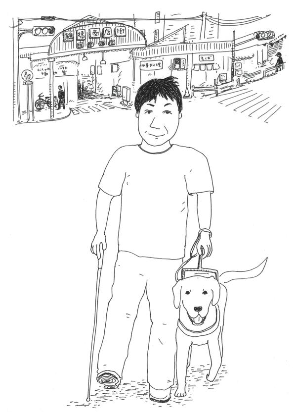 門川さんとベイス.jpg
